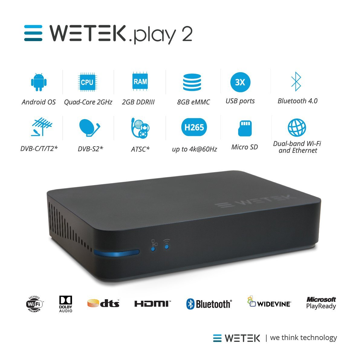 WeTek play 2