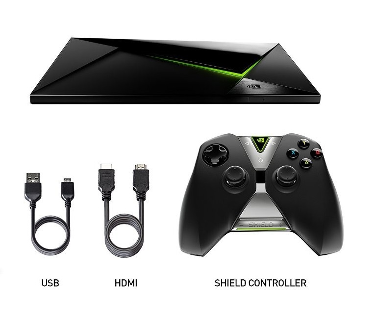 nvidia shield tv console 2