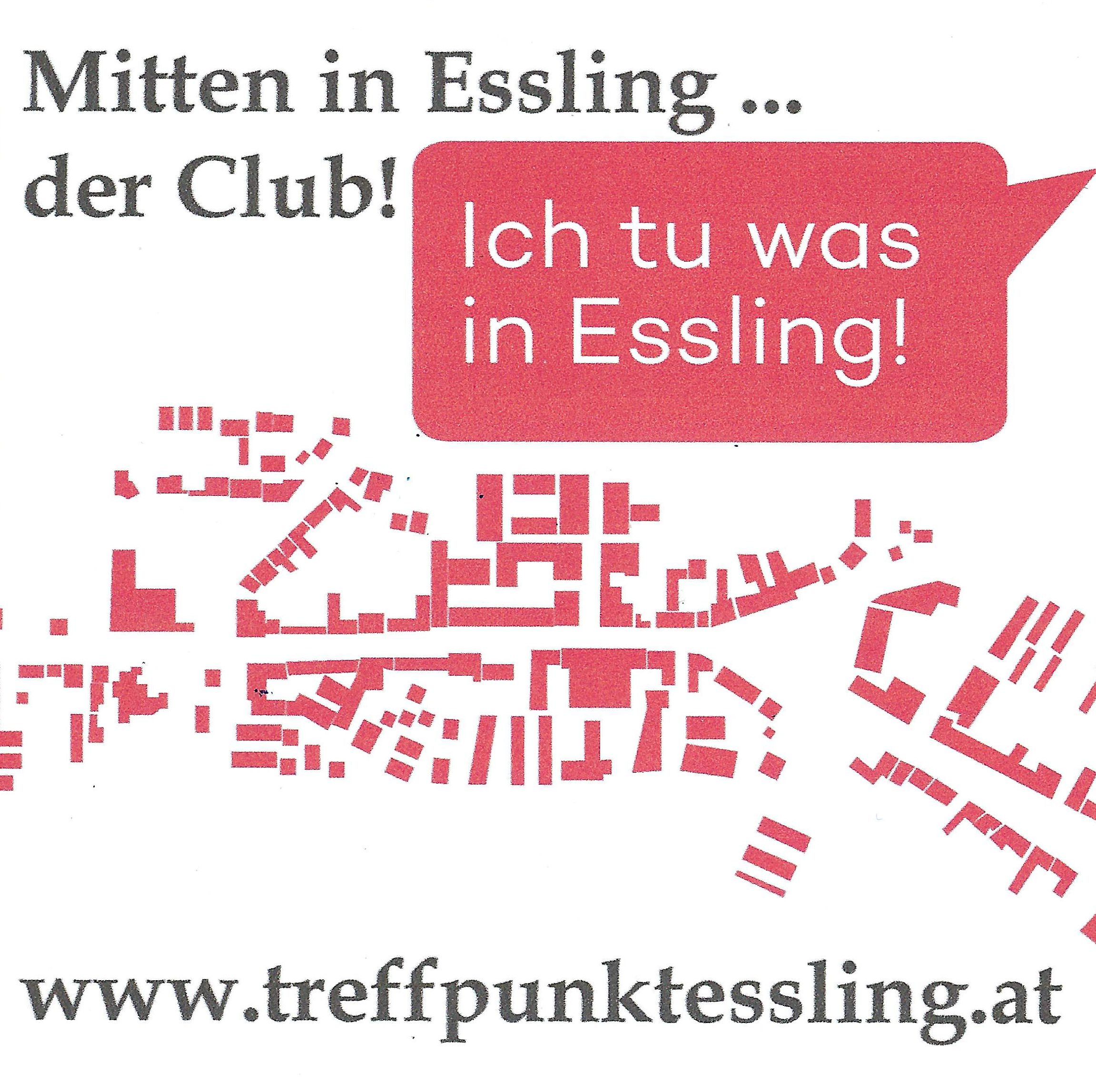 TP Essling Sticker